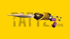 3D Branding and Vectored Branding: Tattz.